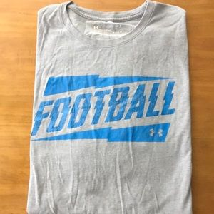2/$10 Under Armour Football Graphic Tee